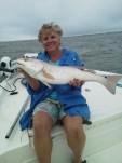 Lori's Cape San Blas Redfish