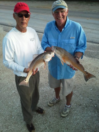 Butch and John's Indian Pass Redfish