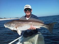 Big Redfish Panama City Beach 2