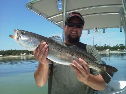 Speckled Trout Cape San Blas