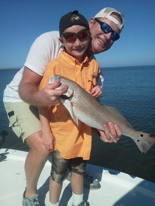 Redfish St Joe Bay