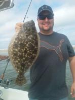 Matt Flounder St Joe Bay