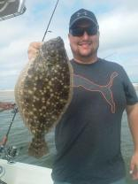 Matt Flounder St Joe Bay