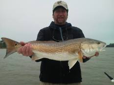 James's Indian Pass Redfish 1