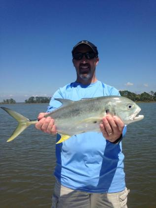 Indian Pass Jack Crevalle for Joe