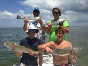 Family's St Joe Bay Speckled Trout