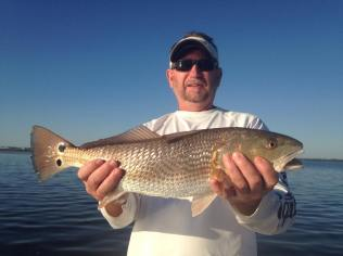 Beautiful Port St Joe Redfish