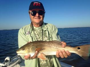 Rick's Port St Joe Redfish