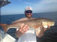 Daniel's St Joe Bay Bull Redfish 2