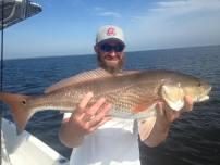 Daniel's St Joe Bay Bull Redfish 2