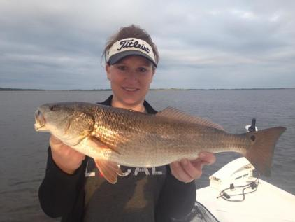 Heidi's Cape San Blas redfish 2