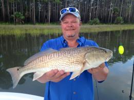 Robert's Indian Pass Redfish