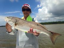 Tracie's Indian Pass Redfish 2