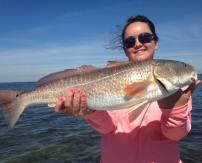 fishing Charters, cape san blas, redfish, port st joe