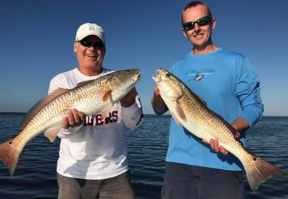 fishing charters, port st joe, redfish, cape san blas, fishing guide