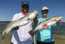 speckled trout, fishing charters, cape san blas, port st joe