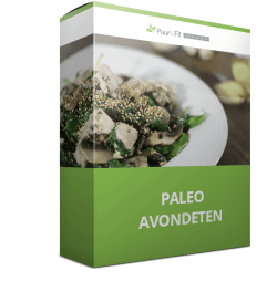 review paleo lifestyle - avondeten