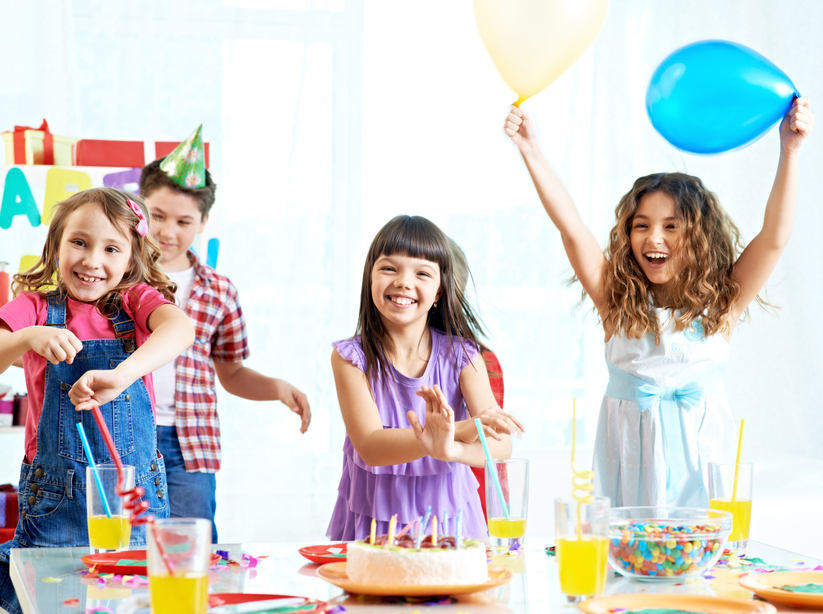 Birthday Party Bookings