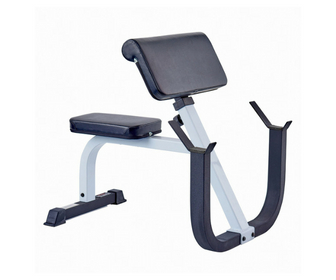 YORK FTS SEATED PREACHER CURL BENCH