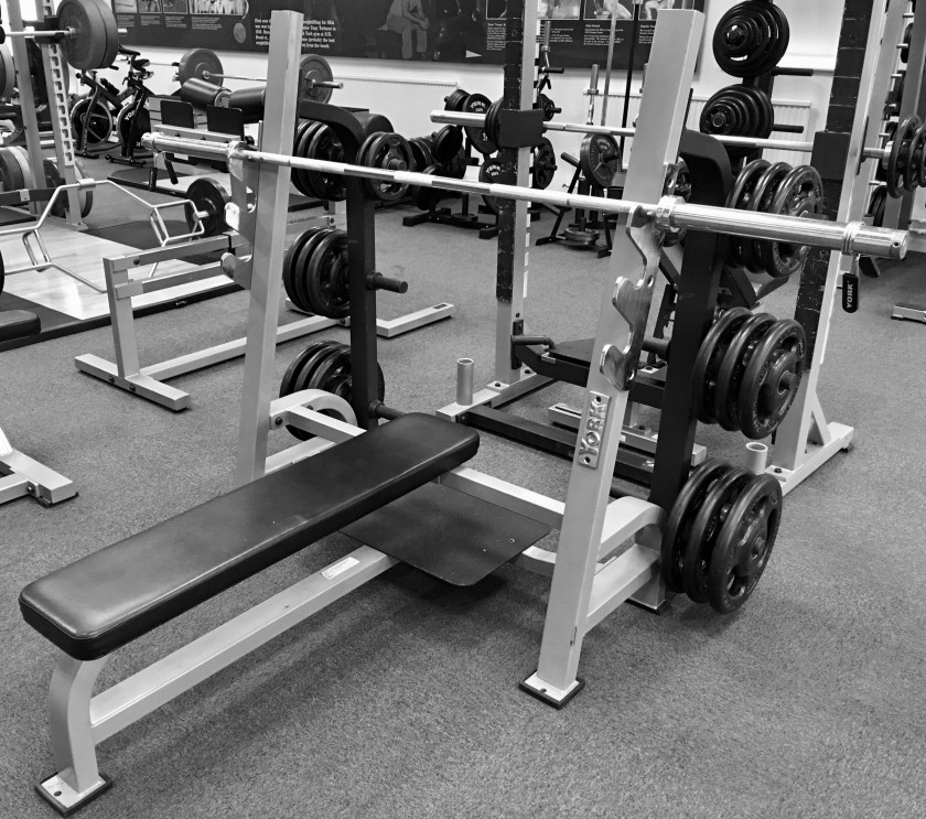 STS Olympic Flat Bench