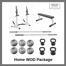 Home WOD Package