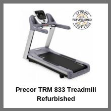 Precor TRM 833 Treadmill