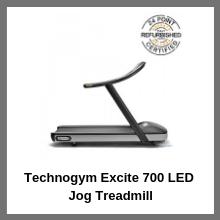 Technogym Excite 700 LED Jog Treadmill