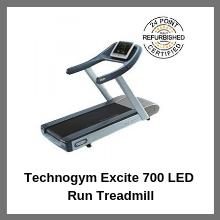 Technogym Excite 700 LED Run Treadmill (1)