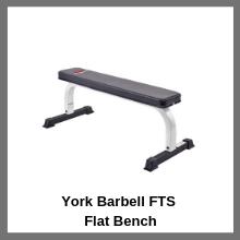York Barbell Flat Bench