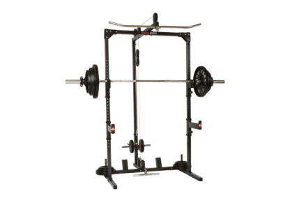 York Fitness 2800 Power Cage (1)