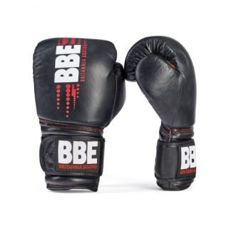 BBE CLUB Leather Sparring & Bag Boxing Gloves
