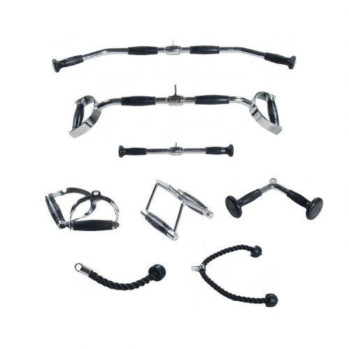 York Barbell Cable Attachment Package