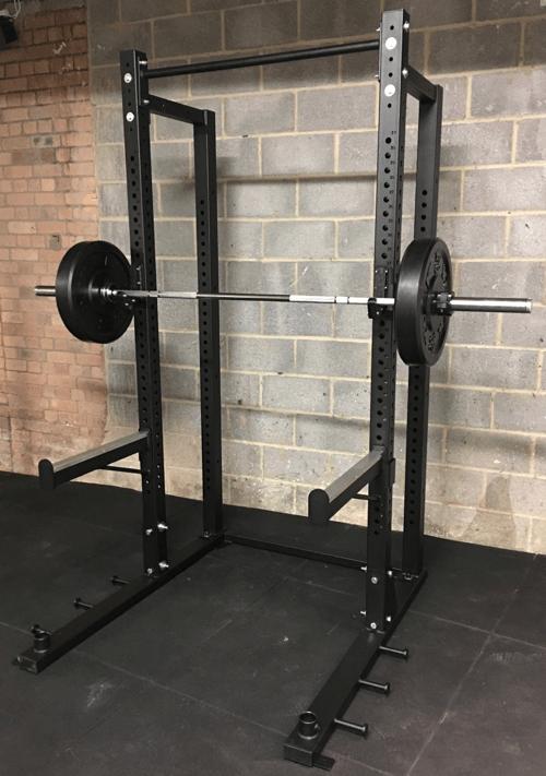 Forge Fitness College Half Rack
