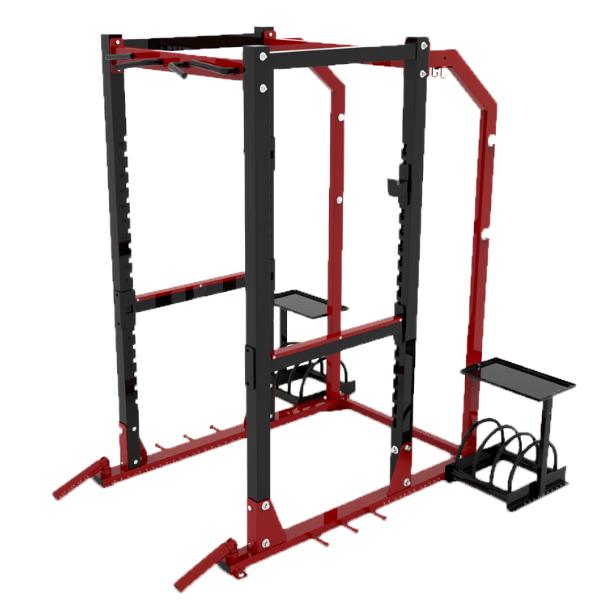 Forge Fitness Elite Power Rack System