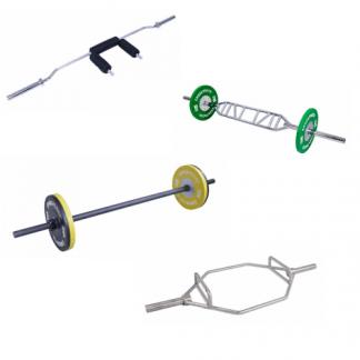Crossmaxx Special Olympic Training Bar Package