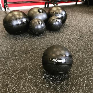 York Barbell Slam Balls 5-30kg