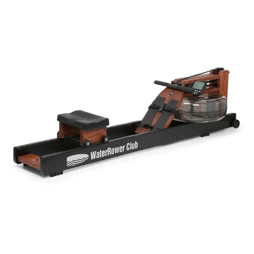 WaterRower Club Rowing Machine with S4 Computer