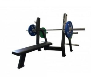 Forge Fitness Olympic Flat Bench