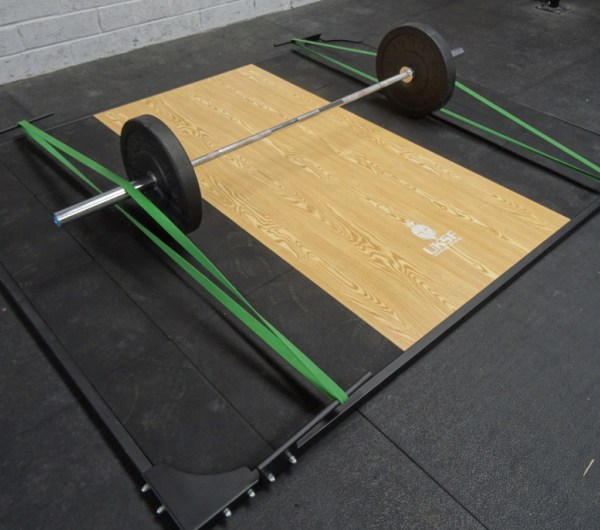 UKSF Olympic Weightlifting Platform1