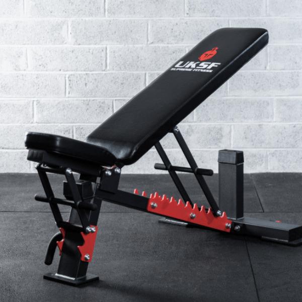UKSF Adjustable Bench