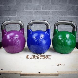 UKSF Competition Kettlebells 8-32kg