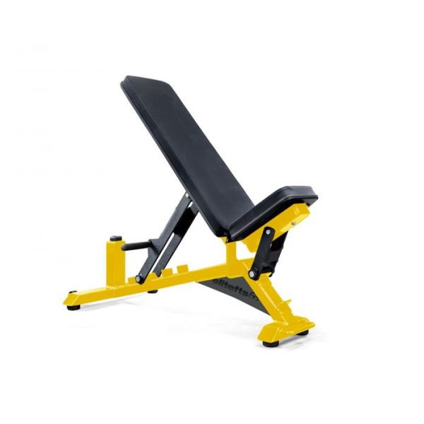 ELITEFTS™ Collegiate 0-90 Bench Yellow
