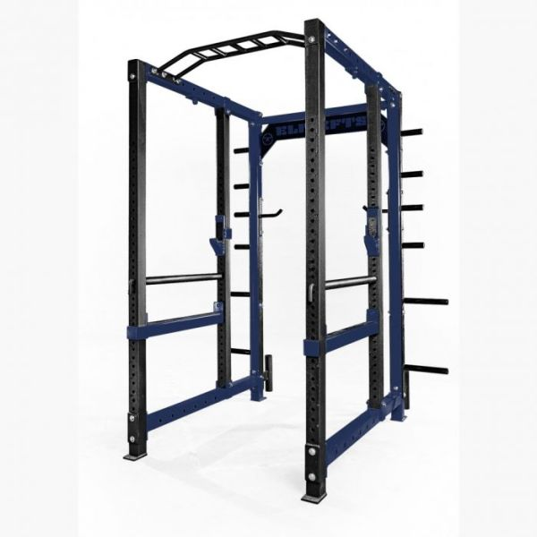 ELITEFTS™ 3x3 Collegiate Power Rack Navy Blue