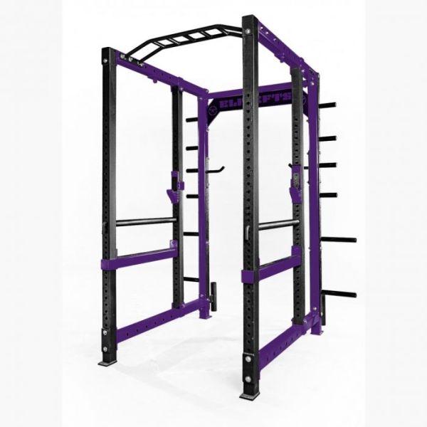 ELITEFTS™ 3x3 Collegiate Power Rack Purple