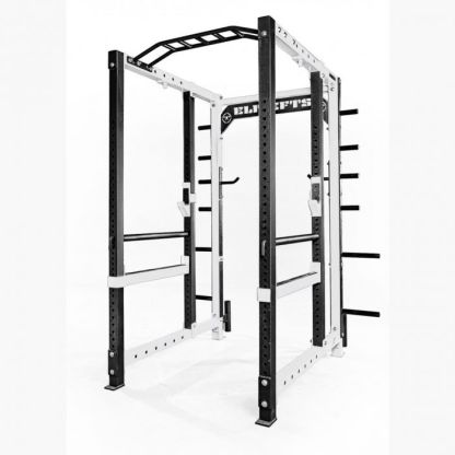 ELITEFTS™ 3x3 Collegiate Power Rack white