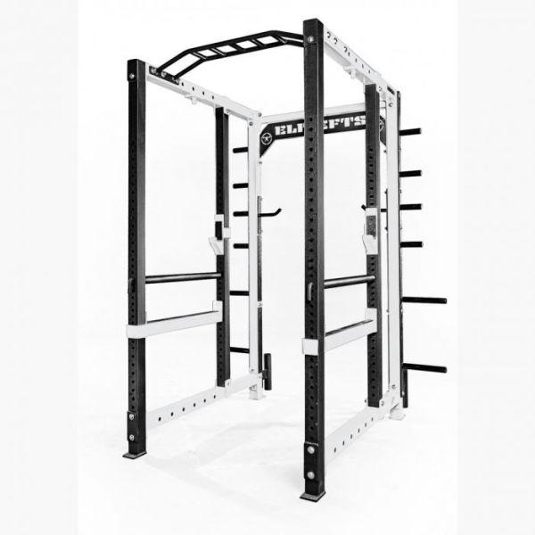 ELITEFTS™ 3x3 Collegiate Power Rack white