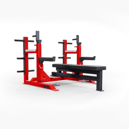 ELITEFTS™ Signature Competition Bench Red
