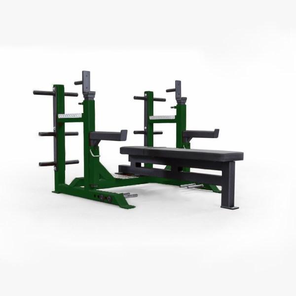 ELITEFTS™ Signature Competition Bench Dark Green