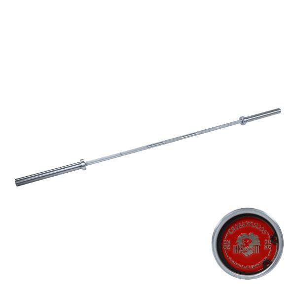LMX29 Crossmaxx Powerlifting bar (IPF spec)