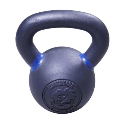 Crossmaxx® Powder Coated Kettlebell 4 - 40kg